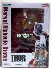 "In STOCK Kotobukiya Marvel Comics ""Female Thor"" Bishoujo PVC Statue"