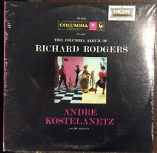 Andre Kostelanetz, The Columbia Album Of Richard Rodgers 2xLP, SEALED