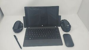 Microsoft Surface Pro 2 i5 128GB Black with Stylus, Dock, and Designer Mouse