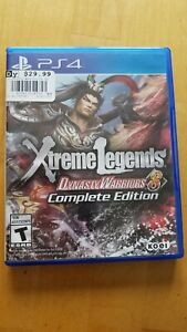 Dynasty Warriors 8: Xtreme Legends, Complete Edition (PlayStation 4 / PS4) - NM