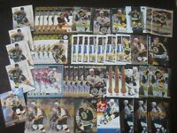 Huge Lot of (50) Ray Bourque Hockey Cards Boston Bruins