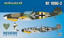 Eduard 1/48 WWII German Bf 109G-2 [Weekend Edition]