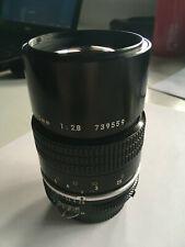 Nikon Nikkor 135mm f/2.8 K Ai converted