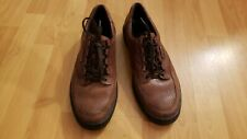 MEPHISTO SPINNAKER MENS LEATHER OXFORD SHOES Sz 11.5 MADE IN FRANCE