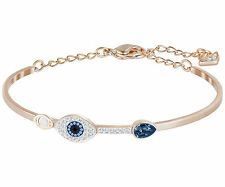 Swarovski Crystal Duo Evil Eye Bangle 5171991
