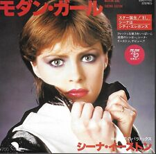 Sheena Easton Modern Girl / Paradox Japan 45 With Picture Sleeve 700 Yen