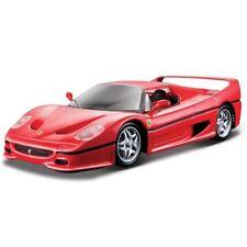 Modellini statici auto a scatola chiusa per Ferrari