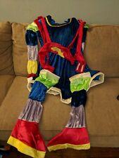 Rainbow Brite Halloween Costume - Women's Size L
