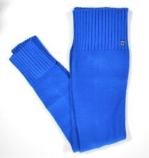 NWT Lululemon Chalet Leg Warmer Beaming Blue Cotton Cashmere Thigh High Sock NEW