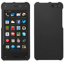 Amazon Fire Phone Rubberized HARD Protector Case Snap On Cover + Screen Guard
