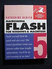 Flash 5 for Windows and Macintosh, Third Edition (Visual QuickStart Guide) [..