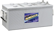 DEKA GENUINE NEW 8G4D GEL MARINE DOMINATOR 1245AMP CRANKING POWER BATTERY