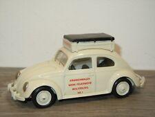 VW Volkswagen Beete Krankenwagen Wolfsburg - AMR Century France 1:43 *35085