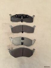 Front Brake Pads SET Chrysler Voyager / Grand Voyager GS 1996-2000 BBP/GS/001A