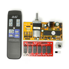 MV04 Fernbedienung + Eingangspotentiometer Vierfach ALPS Motor 9-12V AC