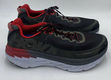 HOKA ONE ONE BONDI 5 Mens Cushioned Running Shoes Size 12.5 2E Wide 1016604 BFON