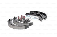 Rear Brake Shoes Kit for MERCEDES-BENZ 190 E 1.8 2.0 2.3 2.3-16 2.5-16 2.6
