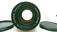 【Exc+5】Mamiya Sekor C 80mm f1.9 Lens for M645 1000s Super Pro TL From JAPAN 121