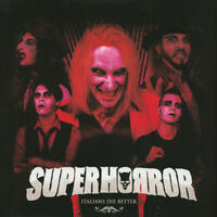 Superhorror - Italians Die Better (Vinyl LP - 2020 - EU - Original)
