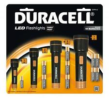 Duracell AAA Batteries Included Standard Home Torches