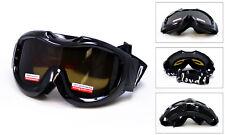 Adult Ski Snowboard Goggles Cloud 9 Anti Fog Mirror Lens Three Layers Foam UV400