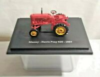 HACHETTE 1:43 SCALE 1957 MASSEY-HARRIS PONY 820 TRACTOR - RED