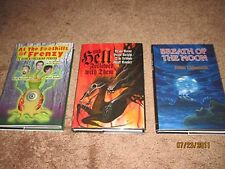 Set of 3 Solitude Pubs Signed Limited HC All Are #2 Brian Keene Tim Lennon