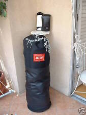 "Boxing,Punching bag ""L"" W/Chain  & Punching gloves XL"""
