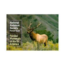 New - National Audubon Society Pocket Guide to Familiar Mammals