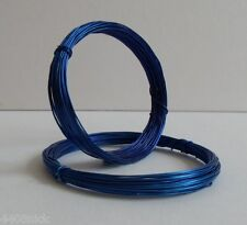 ROYAL BLUE CRAFT / JEWELLERY / HOBBY WIRE 0.6 mm (22 gauge) 10 metres