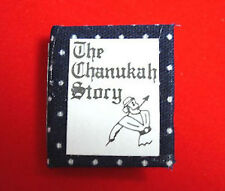 Dollhouse By Barb Chanukah Story Readable Illustrated Book Doll House Miniatures