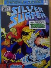Silver Surfer n°8 1995 ed. Marvel Italia   [G.183]
