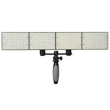 LED Videoleuchte CN-B1504 Set, 4x CN-B150, Kopflicht für Kamera Camcorder