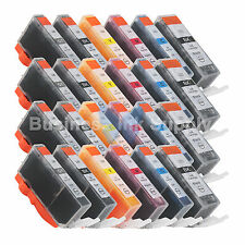 24* PACK PGI-225 CLI-226 Ink for Canon Printer PIXMA iX6520 MG6120 MG8120 *4PGI