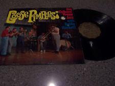 "Jim Cullums Happy Jazz ""Goose Pimples"" LP Bobby Hackett"