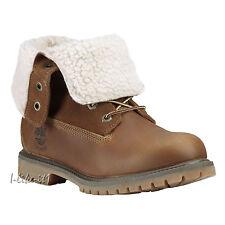 Timberland Damen 8328R Earthkeepers® AuthenticsTeddy Fleece Waterproof Fold-Down