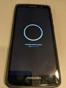 Motorola Moto G6 Plus 64GB, Clean EIN, Unlocked