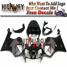 Fairings For Honda VTR1000 RC51 SP1 SP2 00-06 ABS Fairing Kit Bodywork BlackGrey
