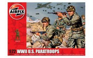 U.S PARATROOPS - AIRFIX - CLASSICS - 1:76 - WW2