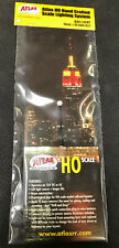 Atlas HO Scale Lighting System: 70000021 Ball Street Light - Hand Crafted! LED!