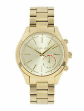 Michael Kors Access Women Slim Runway Gold Bracelet Hybrid Smart Watch MKT4002