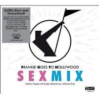 "FRANKIE GOES TO HOLLYWOOD ""SEX MIX"" 2 CD NEU"