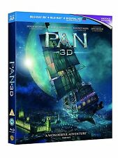 Pan 3D + 2D Blu-Ray with lenticular slipcover BRAND NEW Free Shipping