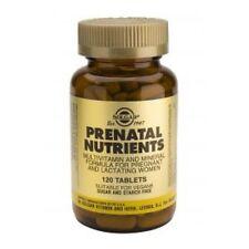 Solgar Prenatal Nutrients Tablets 120
