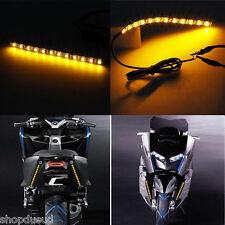 2 X CLIGNOTANTS BANDE DE 9 LED MOTO SCOOTER T-MAX 125 530 750 T MAX DESIGN