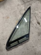 93-97 DEL SOL LH Driver side DOOR 1/4 WINDOW GLASS Quarter wing front sail panel