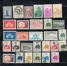 WESTERN ASIA   STAMPS  MINT HINGED & USED   LOT 54326