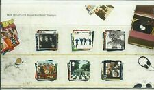 2007 ROYAL MAIL PRESENTATION PACK #392 THE BEATLES WITH MINI SHEET.
