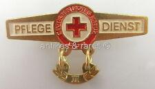 DDR Ehrenspange Pflegedienst in Gold, Stufe II für 3000 Stunden