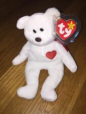 Valentino Ty Beanie Babies with Multiple Errors, great condition